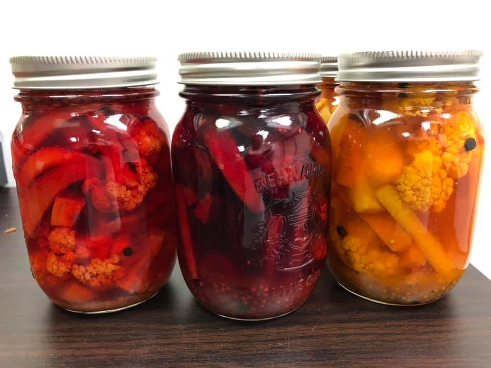 Pickled canning