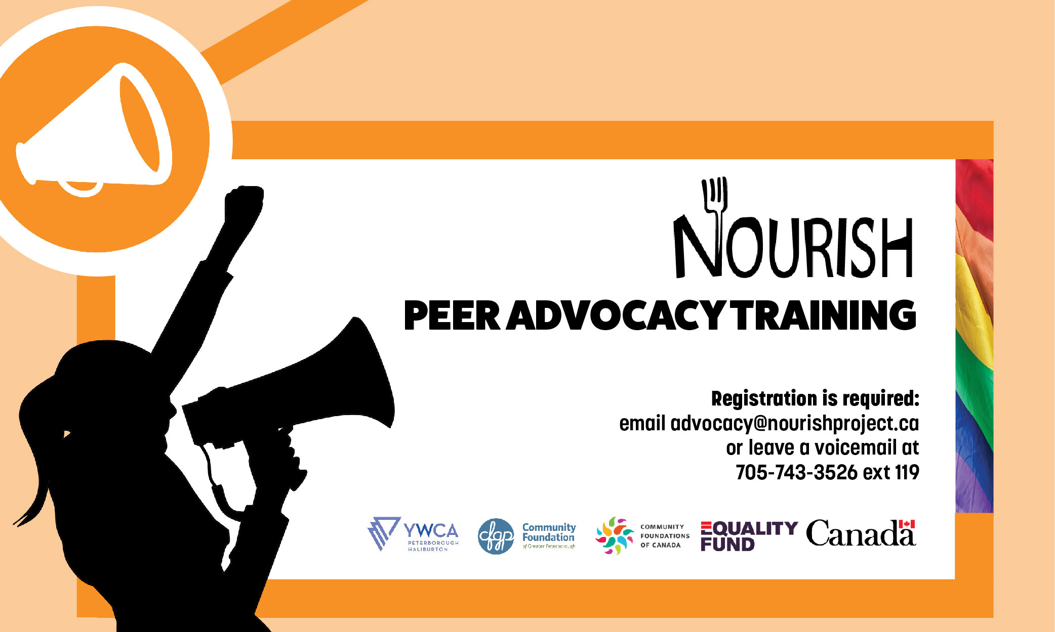 Peer Advocacy Header