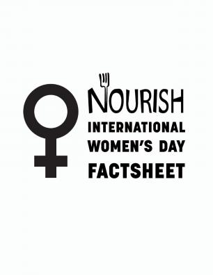 International Women's Day Factsheet Cover Image