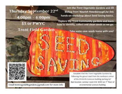 trent seed saving