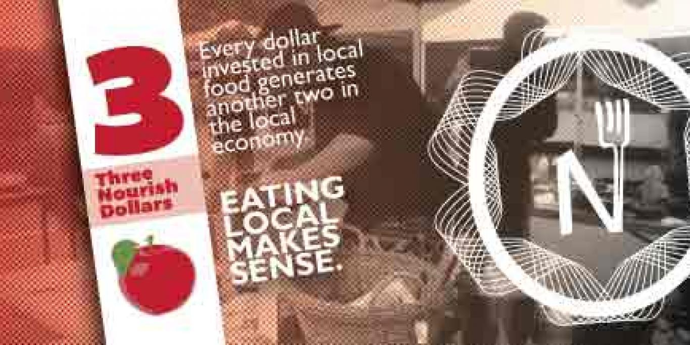 Picture of Nourish Market Dollar