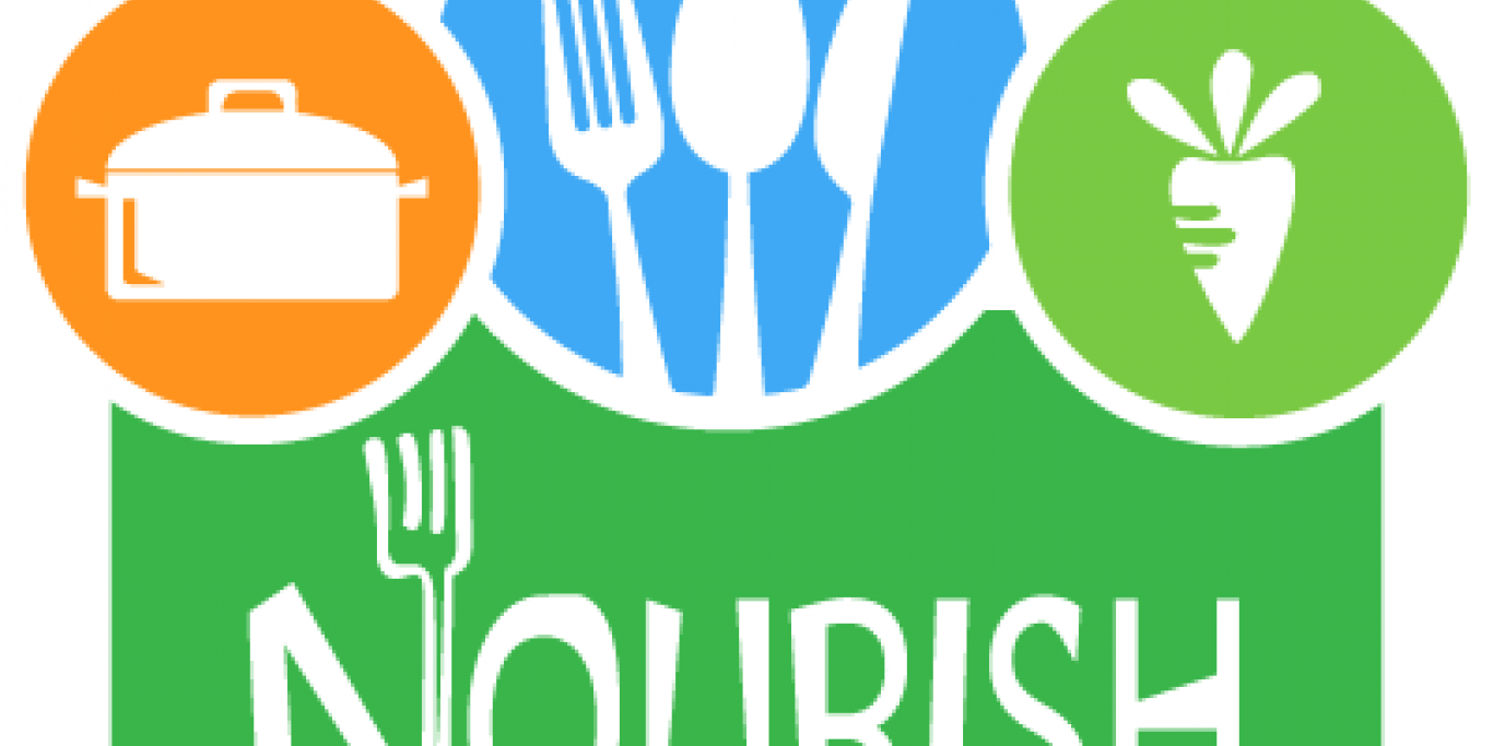 Nourish food literacy logo