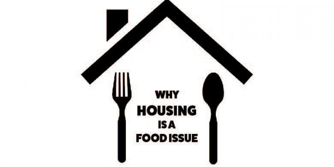Why Housing is a Food Issue