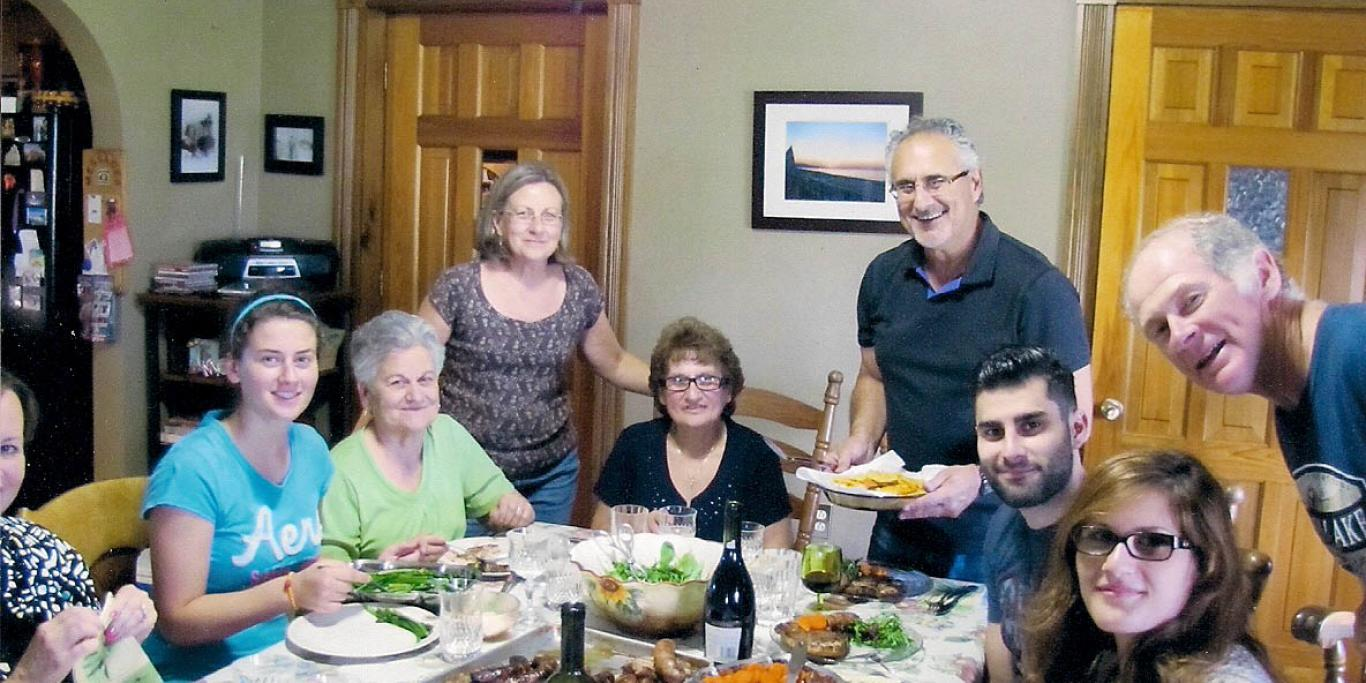 Italia's Family