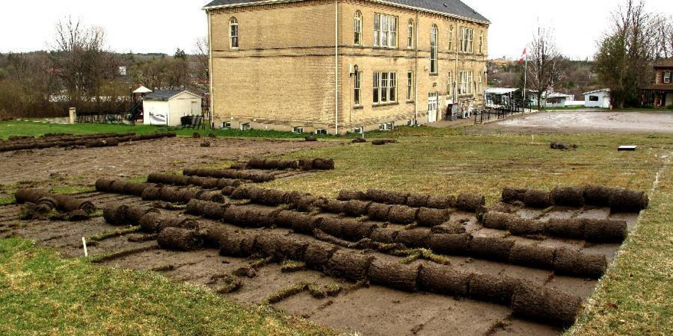 rural community garden   Nourish Project