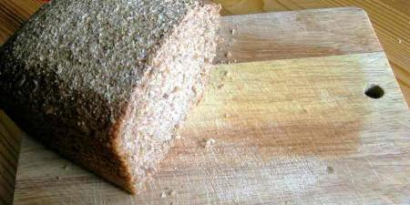 Picture of whole wheat bread