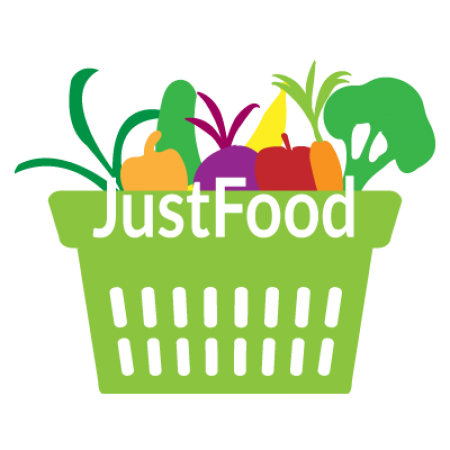 JustFood Logo