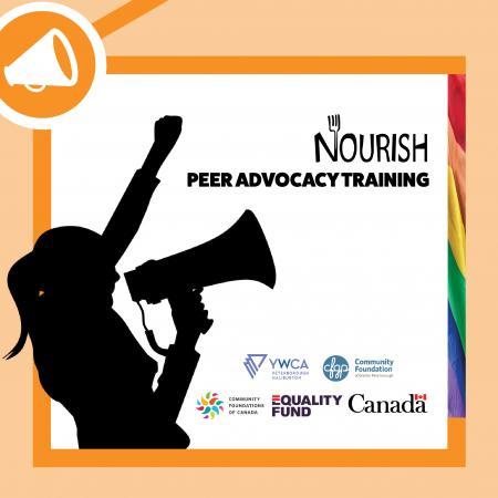 Peer Advocacy Slider