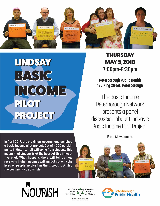 Basic Income Panel Poster