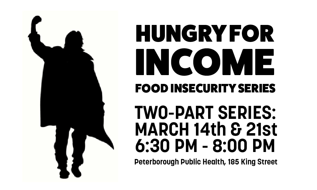 Hungry For Income: Food Insecurity Training