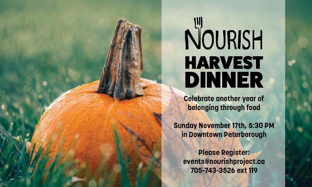 Harvest Dinner 2019