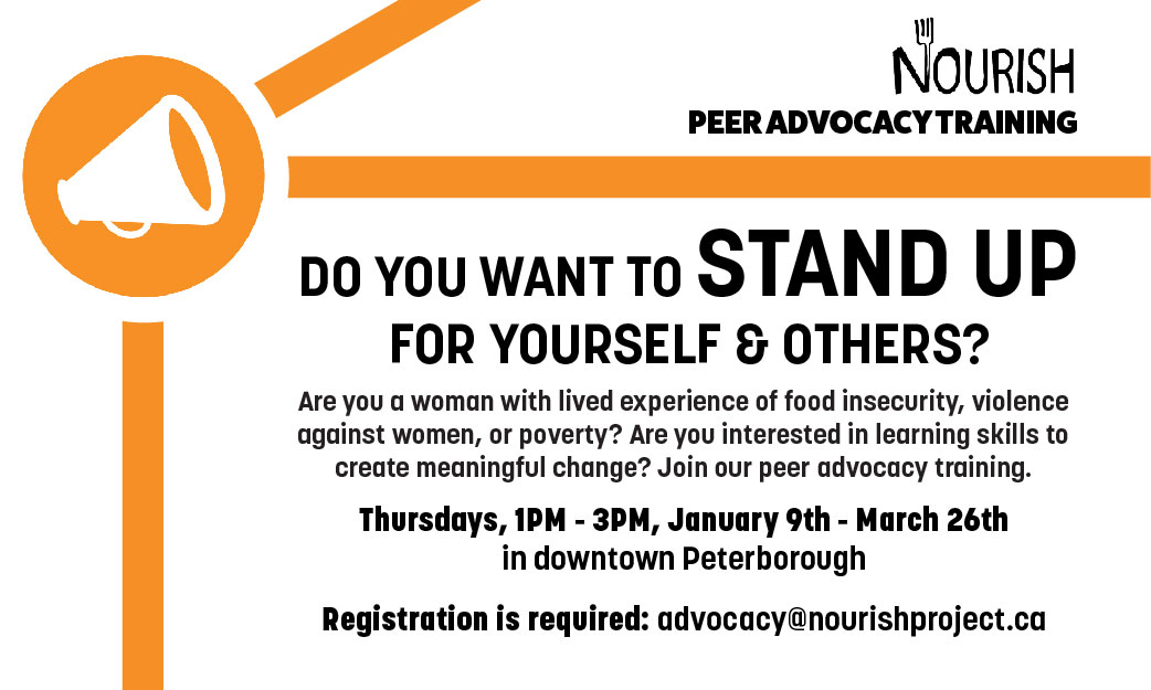 Peer Advocacy Training 2020