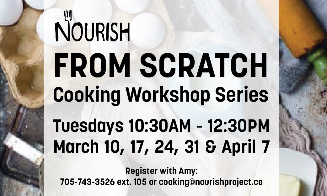 From Scratch Cooking Workshop Series