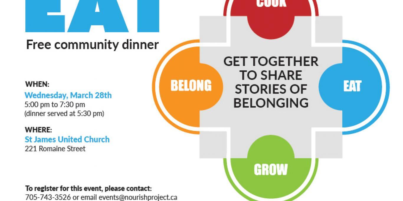 Together We Eat Poster