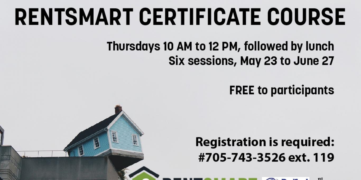 Rent Smart Certificate Course