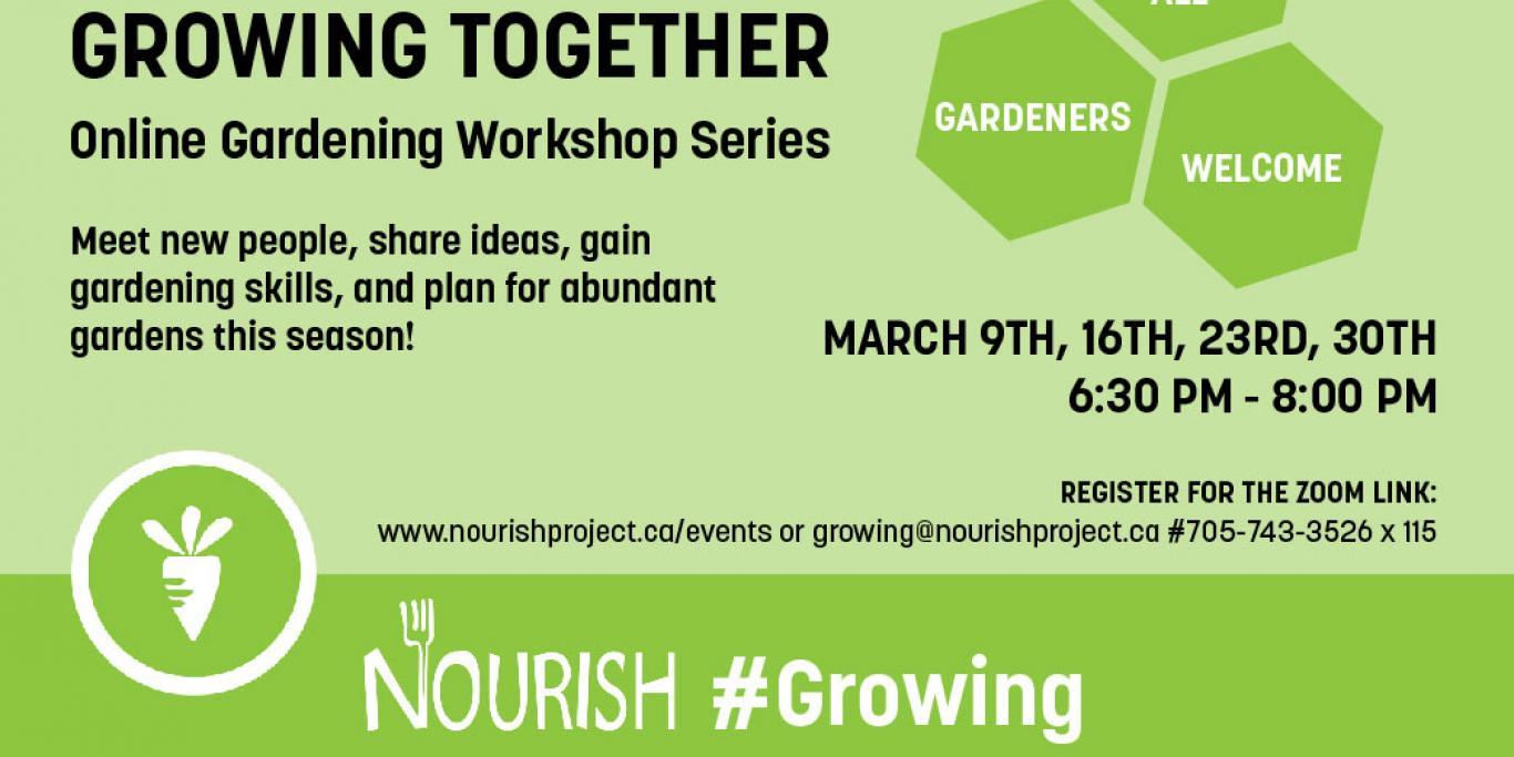 Growing together header