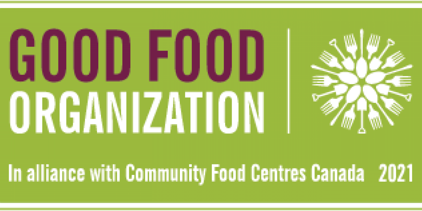 Good Food Organization in alliance with Community Food Centres Canada