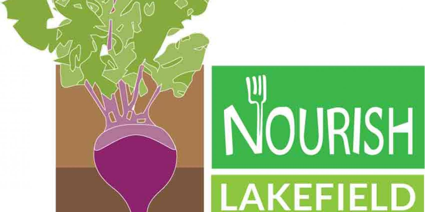 Nourish Lakefield  logo