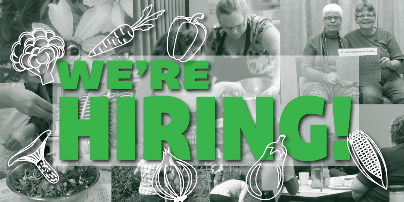 Nourish is Hiring Two Students