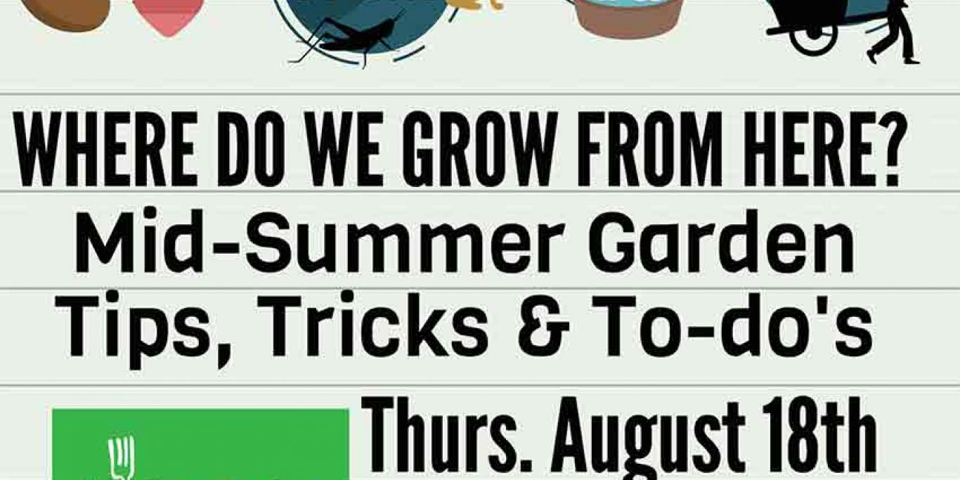 where to grow cropped