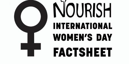 International Women's Day Factsheet Cover Image